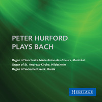 Peter Hurford - Peter Hurford Plays Bach