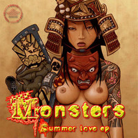 Monsters - Summer Love EP