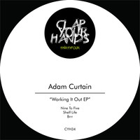 Adam Curtain - Working It Out EP