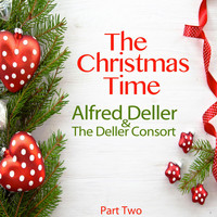 Alfred Deller & The Deller Consort - The Christmas Time (Part Two)