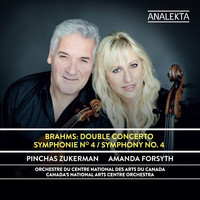 National Arts Centre Orchestra - Brahms: Double Concerto - Symphony No. 4