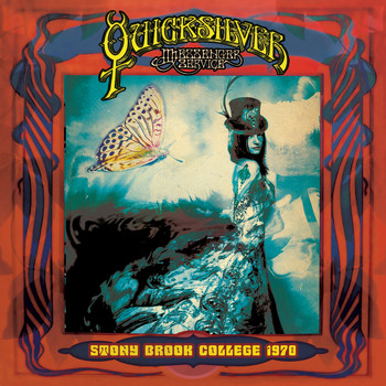 Quicksilver Messenger Service - Stony Brook College, New York 1970 (Live)