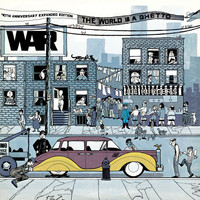 War - The World Is A Ghetto: 40th Anniversary Expanded Edition