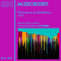 Berliner Philharmoniker - Pictures at an Exhibition