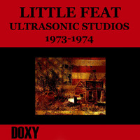 Little Feat - Ultrasonic Studios, 1973-1974