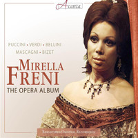 Mirella Freni - Mirella Freni: The Opera Album