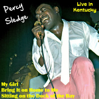 Percy Sledge - Percy Sledge: Live in Kentucky