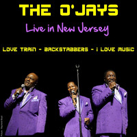 The O'Jays - The O'Jays: Live in New Jersey