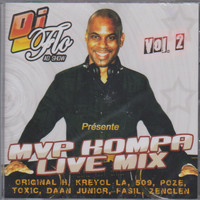 DJ Flo - MVP Kompa Live Mix, Vol. 2