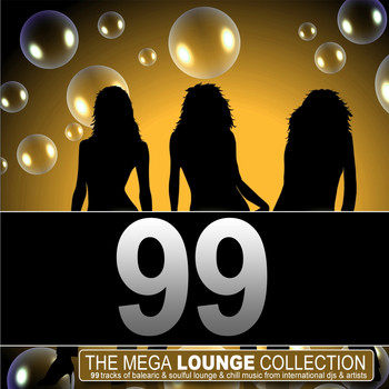 Various Artists - 99 - The Mega Lounge Collection