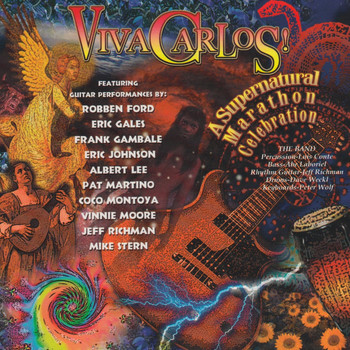 Various Artists - Viva Carlos! A Supernatural Marathon Celebration