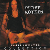 Richie Kotzen - Richie Kotzen Instrumental Collection: The Shrapnel Years