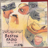 Wolf Eyes - Live Frying: Boston Radio February 19, 2001