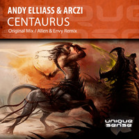 Andy Elliass & ARCZI - Centaurus