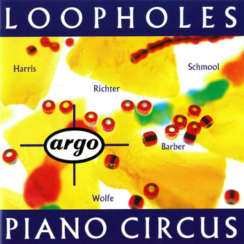 Piano Circus - Loopholes