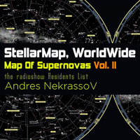 Andres NekrassoV - Map of Supernovas, Vol. II