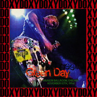 Green Day - Aragon Ballroom, Chicago, November 10th, 1994