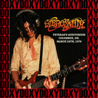 Aerosmith - Veteran's Auditorium, Columbus, Oh. March 24th, 1978