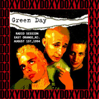 Green Day - Radio Session, East Orange, Nj. August 1st, 1994