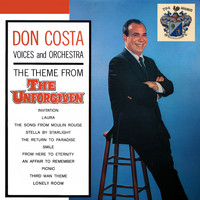 Don Costa - The Theme from ' The Unforgiven'