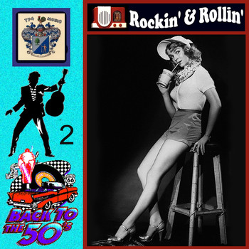 David Seville - Back to the Fifties - Rockin' and Rollin'  Vol 2