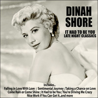 Dinah Shore - I Concentrate On You : Late Night Classics