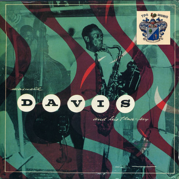 Maxwell Davis - Maxwell Davis and His Tenor Sax