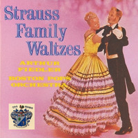 Boston Pops Orchestra - Strauss Family Waltzes