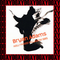 Bryan Adams - Palladium, Los Angeles, February 1st, 1985