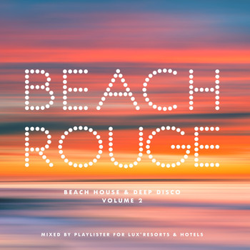 Various Artists - Beach Rouge Vol. 2 - Beach House & Deep Disco
