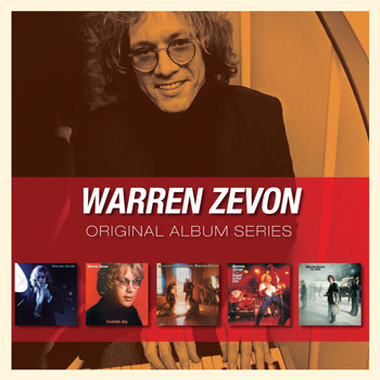 Warren Zevon - Original Album Series