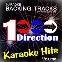 Paris Music - Karaoke Hits One Direction, Vol. 1