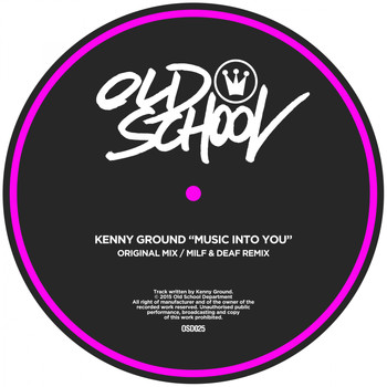 Kenny Ground - Music Into You