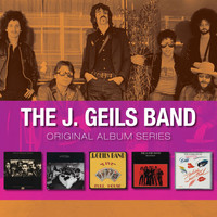 J. Geils Band - Original Album Series