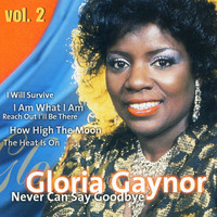 Gloria Gaynor - Gloria Gaynor Never Can Say Goodbye Vol. 2