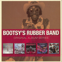 Bootsy Collins - Original Album Series