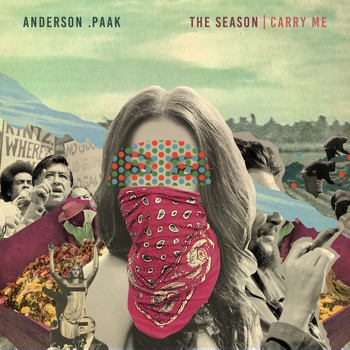 Anderson .Paak - The Season / Carry Me - Single