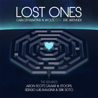 Carlos Martins & Wolfe feat. Eric Brenner - Lost Ones (The Remixes)