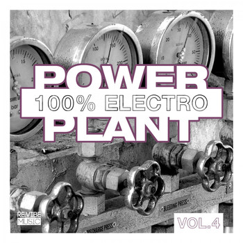 Various Artists - Power Plant - 100% Electro, Vol. 4