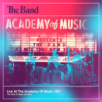 The Band - Live At The Academy Of Music 1971 (Deluxe Edition)