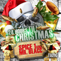 SPICE 1 - 24 hours Till Christmas (feat. Mr. Blacc) - Single