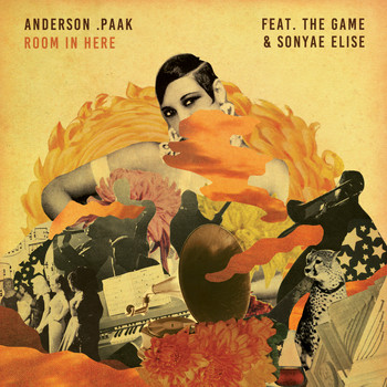 Anderson .Paak - Room In Here (feat. The Game & Sonyae Elise) - Single (Explicit)