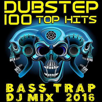 Dubster Spook - Dubstep 100 Top Hits Bass Trap DJ Mix 2016