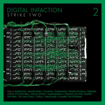 Various Artists - Digital Infaction Strike 2