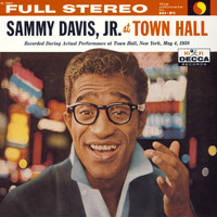 Sammy Davis, Jr. - Sammy Davis, Jr. At Town Hall (Live At Town Hall, New York/1958)