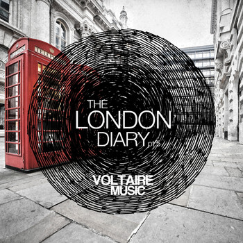 Various Artists - Voltaire Music pres. The London Diary, Pt. 5