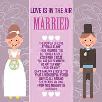 Bliss - Love Is in the Air - Married