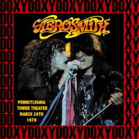 Aerosmith - Pennsylvania Tower Theater, March 26th, 1978