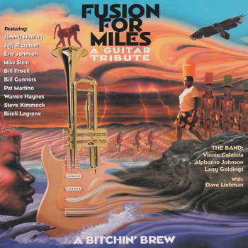 Various Artists - Fusion for Miles