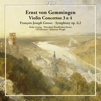 Kolja Lessing - Gemmingen: Violin Concertos Nos. 3 & 4 - Gossec: Symphony in D Major, Op. 6 No. 2